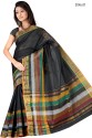 Pavechas Printed Cotton Sari - SARDNBDGD44EDG4X