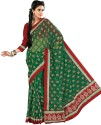 Anamika Printed Net Sari