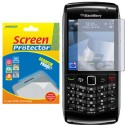 Amzer 88090 Super Clear Screen Protector With Cleaning Cloth For Blackberry Pearl 9105, Blackberry Pearl 9100