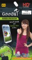 Goodit SG/CL/SA/6312 Clear Screen Guard For Samsung Galaxy Young S6312