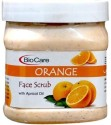 Biocare Orange Face  Scrub - 500 Ml