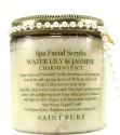 Saint Pure Water Lily & Jasmine Face  Scrub - 250 G
