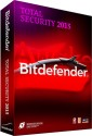 Bitdefender Total Security 2013 1 PC 1 Year with Sandisk Cruzer Blade 4 GB Pen Drive