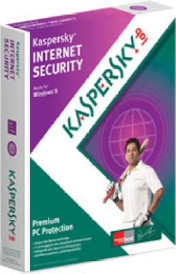 Buy Kaspersky Internet Security 2013 1 PC 1 Year: Security Software