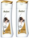 Nuzen Anti Hair Fall Shampoo With Conditioner - 400 Ml