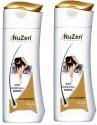 Nuzen Anti Hair Fall Shampoo With Conditioner - 400 Ml