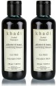 Khadi Shikhakai And Honey SLS And Parabens Free Shampoo (Twin Pack) - 420 Ml