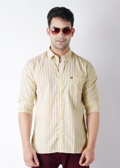 Compare IZOD Men Striped Casual Shirt: Shirt at Compare Hatke