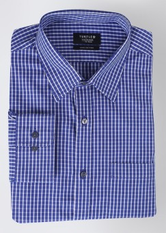 Turtle Men's Checkered Shirt