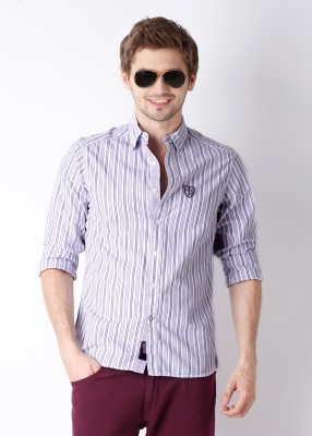 Buy Lee Men's Striped Casual Shirt: Shirt