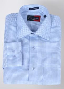 Peter England Men's Checkered Shirt