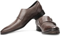 Ruosh Two Tone Finish Genuine Leather Occasion Wear Shoes: Shoe