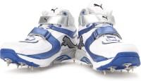 Compare Puma Iridium II Full Spike Mid Cricket Shoes: Shoe at Compare Hatke