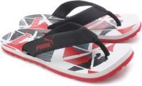 Puma Stamp Flip Flops: Slipper Flip Flop