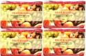 Lass Naturals Fruit Blast Soap (Pack Of 4) - 125 G