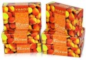 Vaadi Perky Peach Soap With Almond Oil - Pack Of 6