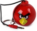 Pagaria Portable Angry Bird 1 Channel - Red