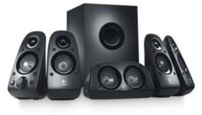 Buy Logitech Z506 5.1 Channel Multimedia Speakers: Speaker