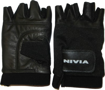 Buy Nivia Leather Gym Fitness Gloves: Sport Glove