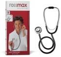 Rossmax EB200 Acoustic Stethoscope - Black