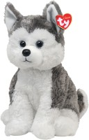 Ty Slush Husky Dog  - 13 inch: Stuffed Toy