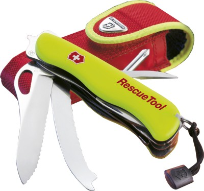 Buy Victorinox Rescue Tool Swiss Knife at Rs. 4620.00 from Flipkart