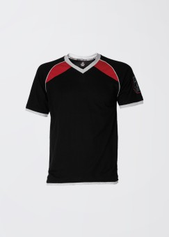 Compare Hanes V-neck Solid Men T-shirt: T-Shirt at Compare Hatke
