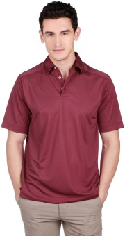 Compare Callaway Polo Solid Men T-shirt: T-Shirt at Compare Hatke