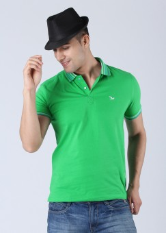 Compare Ruggers Young Polo Solid Men T-shirt: T-Shirt at Compare Hatke