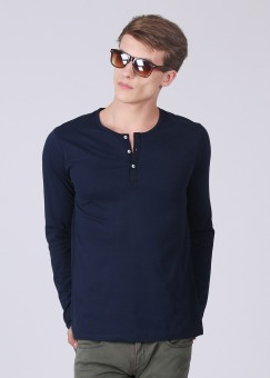 Compare FREECULTR Round Neck Solid Men T-shirt: T-Shirt at Compare Hatke