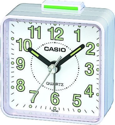Buy Casio TQ-140-7DF Analog Clock: Table Clock