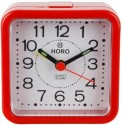 Horo HR050-001 Table Clock - Red