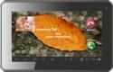 ADCOM 740C Apad 3D Tablet - Black, Wi-Fi, Dual Camera, 2G Calling