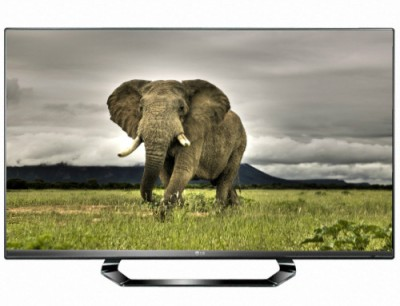 Buy LG 32LM6400 LED 32 inches Full HD CINEMA 3D Television: Television
