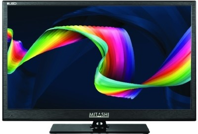 Buy Mitashi MIE0 v08 32 Inches HD LED Television: Television