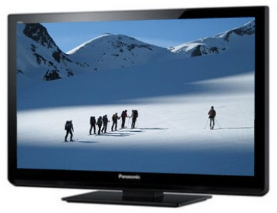 Buy Panasonic TH-L32C4D LCD 32 inches HD Television: Television