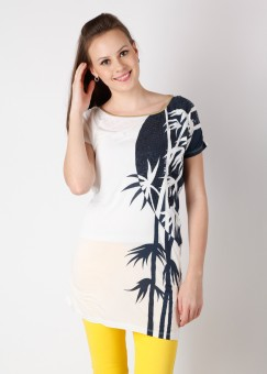 Compare Harpa Printed, Embellished, Solid Women Top: Top at Compare Hatke