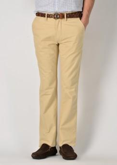 Wrangler Regular Fit Men's Trousers: Trouser