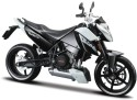 Maisto KTM 690 Duke Bike Assembly Kite - Black, White