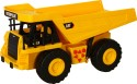 CAT Motorized Job Site Machine - Dump Truck - Black, Yellow