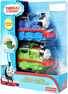 Buy Thomas Color Change Squirters: Vehicle Pull Along