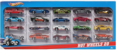 Buy Mattel Hot Wheels 20: Vehicle Pull Along