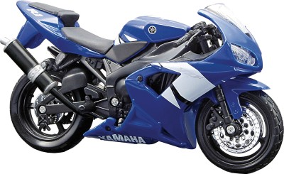 Buy Bburago Yamaha YZF-R1: Vehicle Pull Along