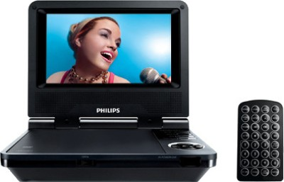 Buy Philips PET717/94 7 inch Portable DVD Player: Video Player