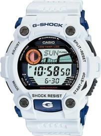 Buy Casio G-Shock Men Watch Gulfman WT Moon Data Tide Graph - G218