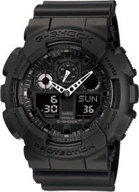 Buy Casio Mens GW9200-1 G-Shock Riseman Alti-Therm Solar Atomic Watch