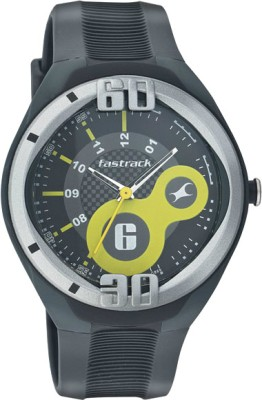 Fastrack Gold Watch Men